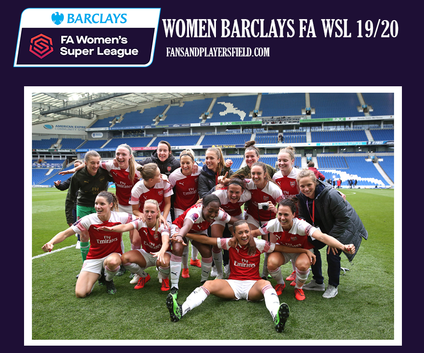 Women Barclays FA WSL 19/20