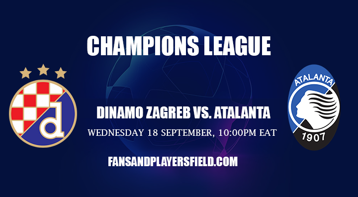 Dinamo Zagreb vs. Atalanta - prediction, team news, lineups