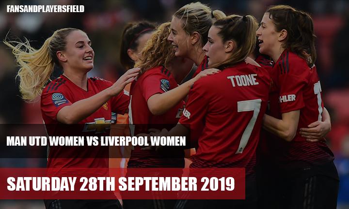 Man Utd Women v Liverpool Women