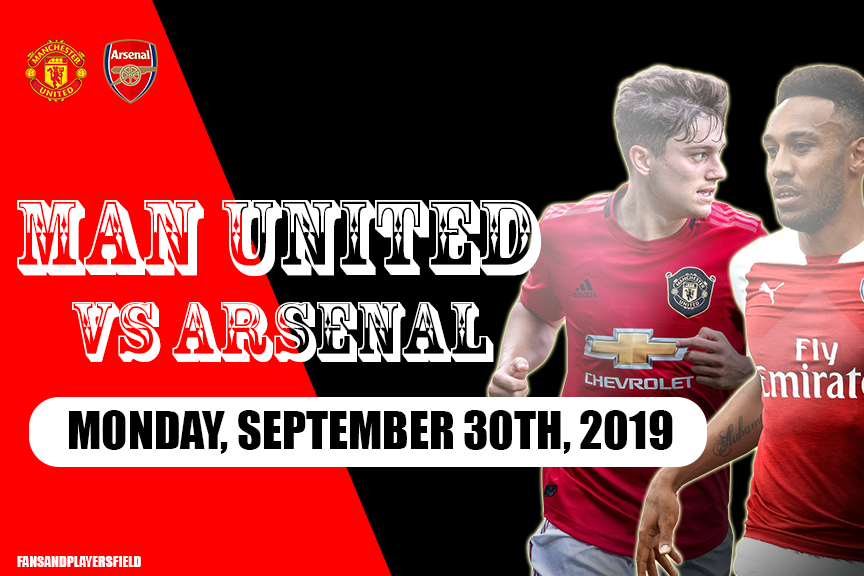 Man Utd vs Arsenal: TV channel, live stream, kick-off time and team news for Premier League