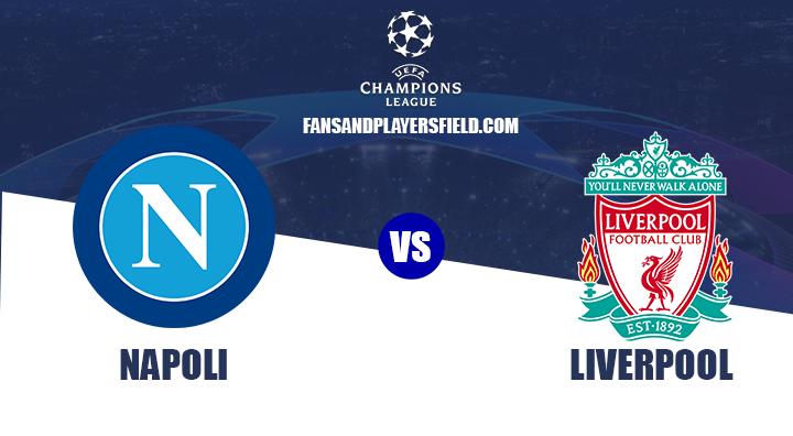 Napoli vs. Liverpool - prediction, team news, lineups