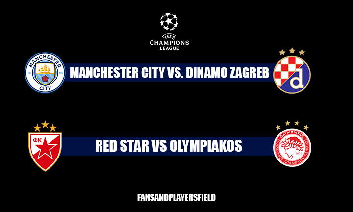 Preview: Manchester City vs. Dinamo Zagreb - prediction