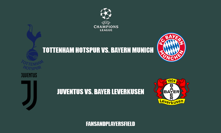 Tottenham Hotspur vs. Bayern Munich - prediction