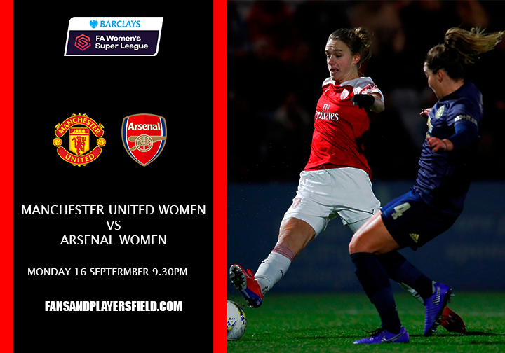 Man Utd Women v Arsenal Women