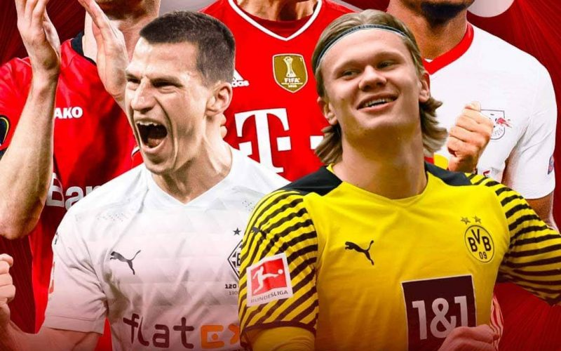 Bundesliga 2021-22 table, fixtures and how to watch
